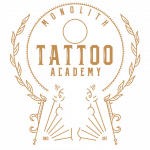 monolith tattoo academy logo